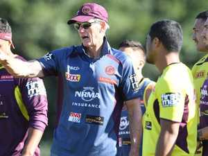 Wayne Bennett: Back me or sack me