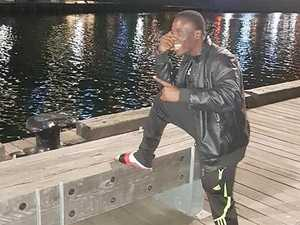 Athlete blasted: 'Go back to Africa'