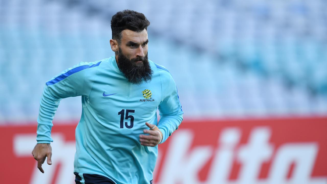 Australia team captain Mile Jedinak