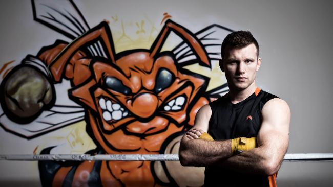 Jeff Horn enters the most important phase of his fight camp.