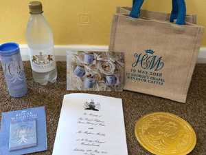 Cashing in: Royal goodie bags being sold for $4000