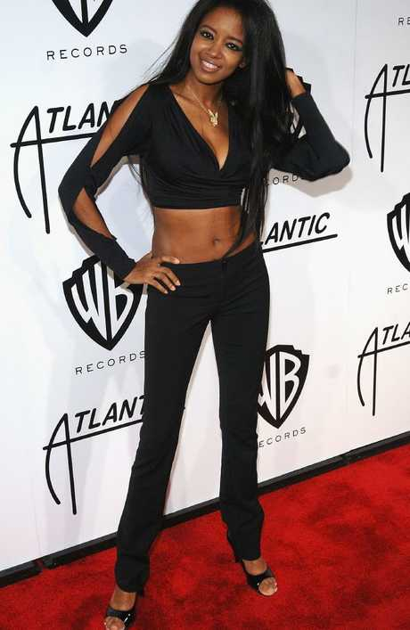 Stephanie at the Warner Bros. Records after-party in 2006. Picture: Getty
