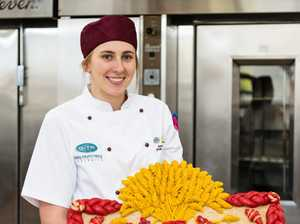 Toowoomba baking's rising star wins Apprentice of Year