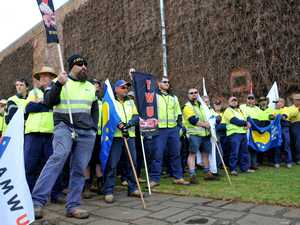 Unions won't rule out striking over council pay talks