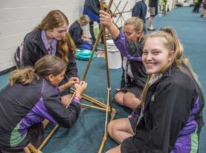 Toowoomba school takes top spot on first day of challenge