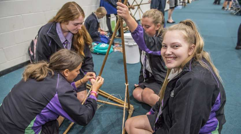 Wilsonton State High School building strong competition