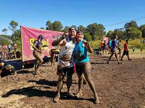 Shock suicide drives couple to tackle Tough Mudder