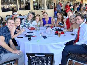 Norths hockey supporters have 'devil' of a time at the races