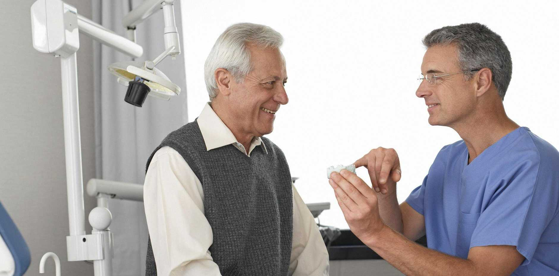BEST CHOICE: Learn more about better dental health, and about implants and dentures.