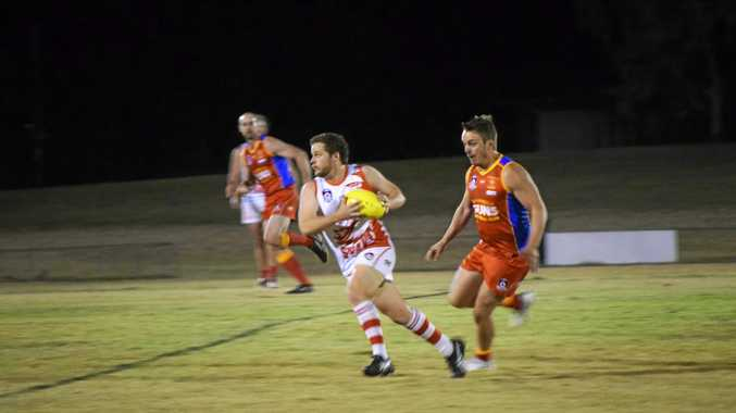 Suns fall to Swans