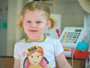 Against all odds: Brave Bella's incredible story of survival