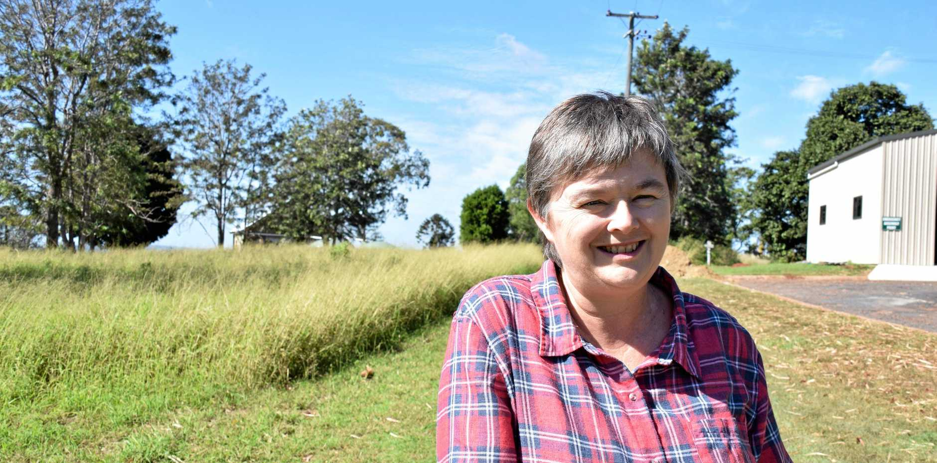 BRIGHT IDEA: Tania Paul helped start the Yarraman Business Group with the aim of bringing more investment and economic activity to the town.