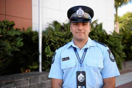 Constable Matthew Daniel.