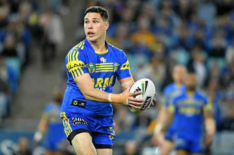 Mitchell Moses has been given the reins against the Broncos.