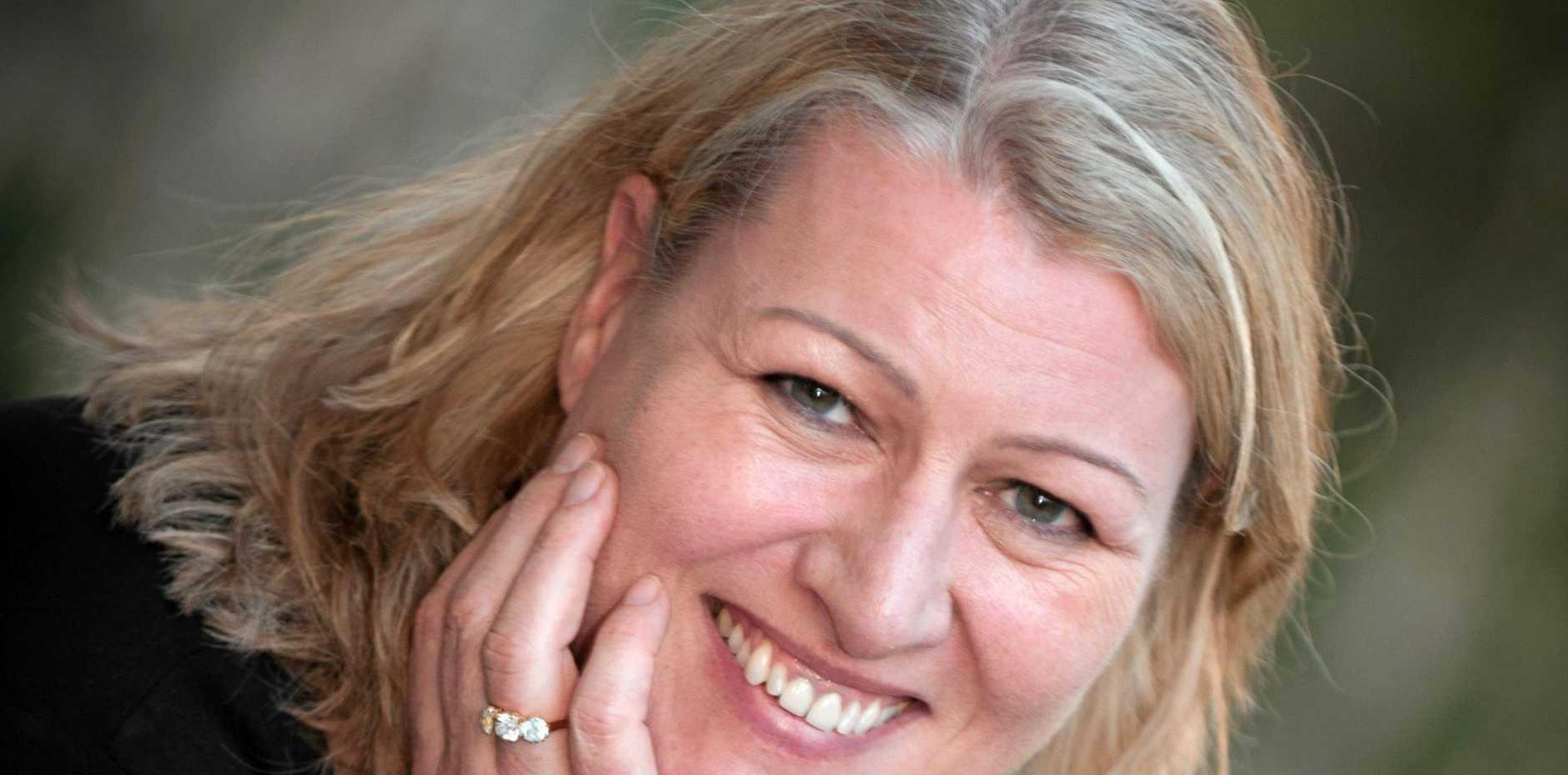 NEW BOOK: Author Jane Mathews.