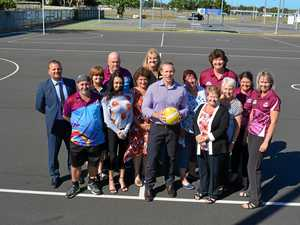 Netball nets even more funding for upgrades