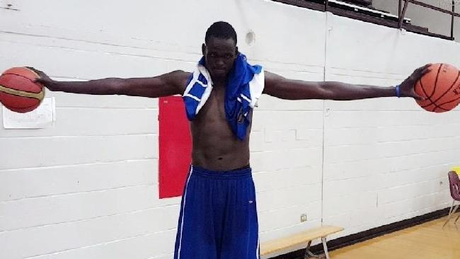 Matur Maker wants to join his brother in the NBA.