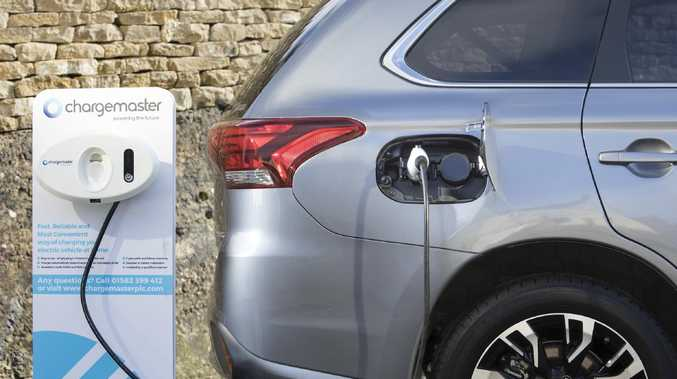 Electric-car warning for Australia