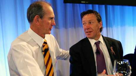Who will Brisbane choose, Bennett or Bellamy?