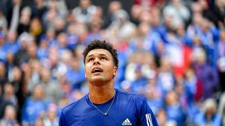 Jo-Wilfried Tsonga was France's best chance of a men's finalist since Leconte, beating Roger Federer in 2013 before being dumped out in the semi-finals.