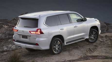Add diesel, subtract weight: LX450d drops third-row seats and some luxe gear