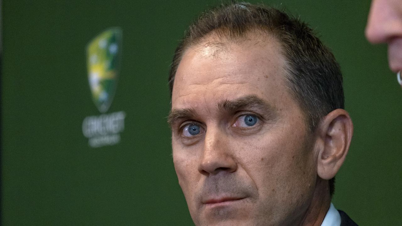 Justin Langer is determined to clear the air after the ball-tampering scandal.