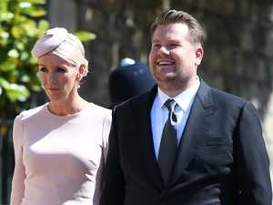 James Corden's royal stuff-up