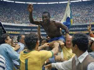 World Cup flashback: Brazil's greatest ever side