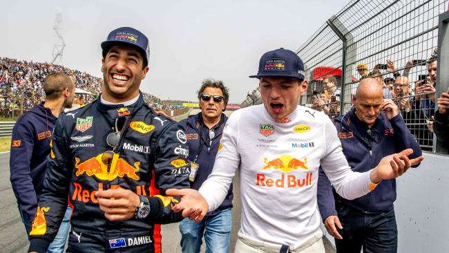 Daniel Ricciardo and Max Verstappen will be hoping for big things in Monaco.