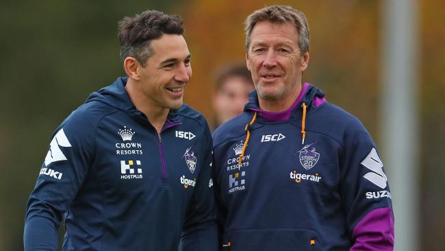 Craig Bellamy may leave Billy Slater and Co.