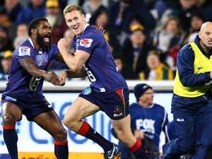 Super Rugby teams: Shaken Reds name 2.06m teen