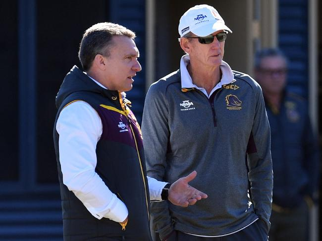 Wayne Bennett's relationship with Paul White has come under scrutiny.