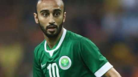 Saudi Arabia will look to Mohammad Al-Sahlawi for inspiration.