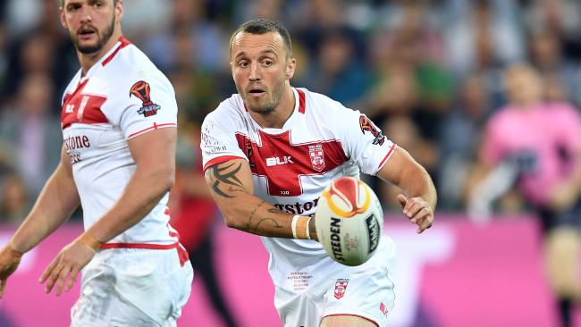 Canberra were denied compensation when Josh Hodgson was injured at the World Cup.