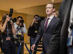 Zuckerberg Senate Inquiry