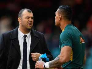 Folau firestorm is not a distraction: Cheika