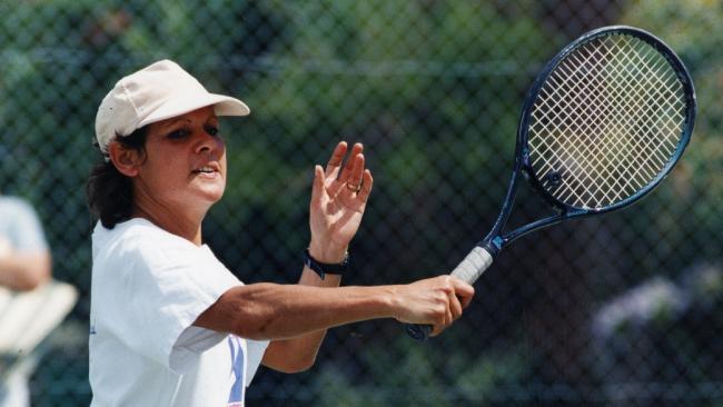 Evonne Goolagong Cawley won 92 singles titles.