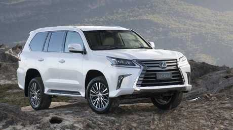 Buyers' prayers answered: Twin-turbo diesel V8 uses a third less fuel than LX570