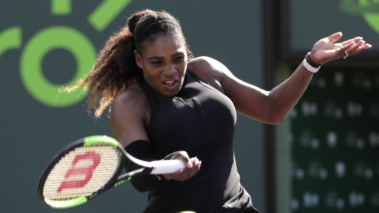 Serena Williams will line up in in the French Open to win it.