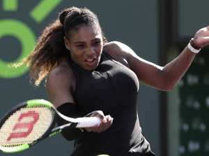 Evert: Protect the field, seed Serena