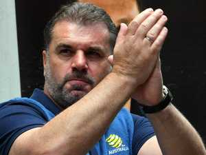 Ange urges Bert to take Aussie duo to the World Cup