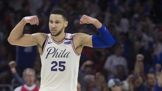 Ben Simmons is one of three unanimous 2017-18 NBA All-Rookie First Team selections.