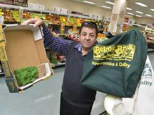 BYO shopping bags