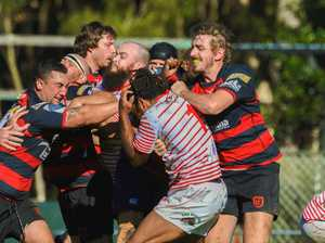 NO LOVE LOSS: Grafton Redmen and Coffs Snappers will