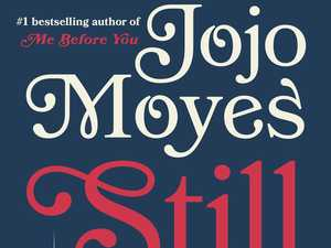 Books: Join Jojo Moyes for a great weekend read