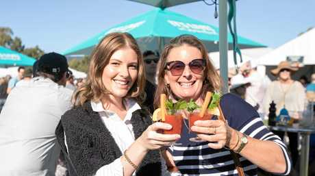 The Eat Local Week signature event the Winter Harvest Festival celebrated the Scenic Rims world class produce. Shawnee & Colleen Johnson.