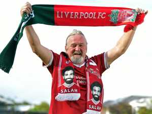 Is this the Sunshine Coast's biggest Liverpool FC fan?