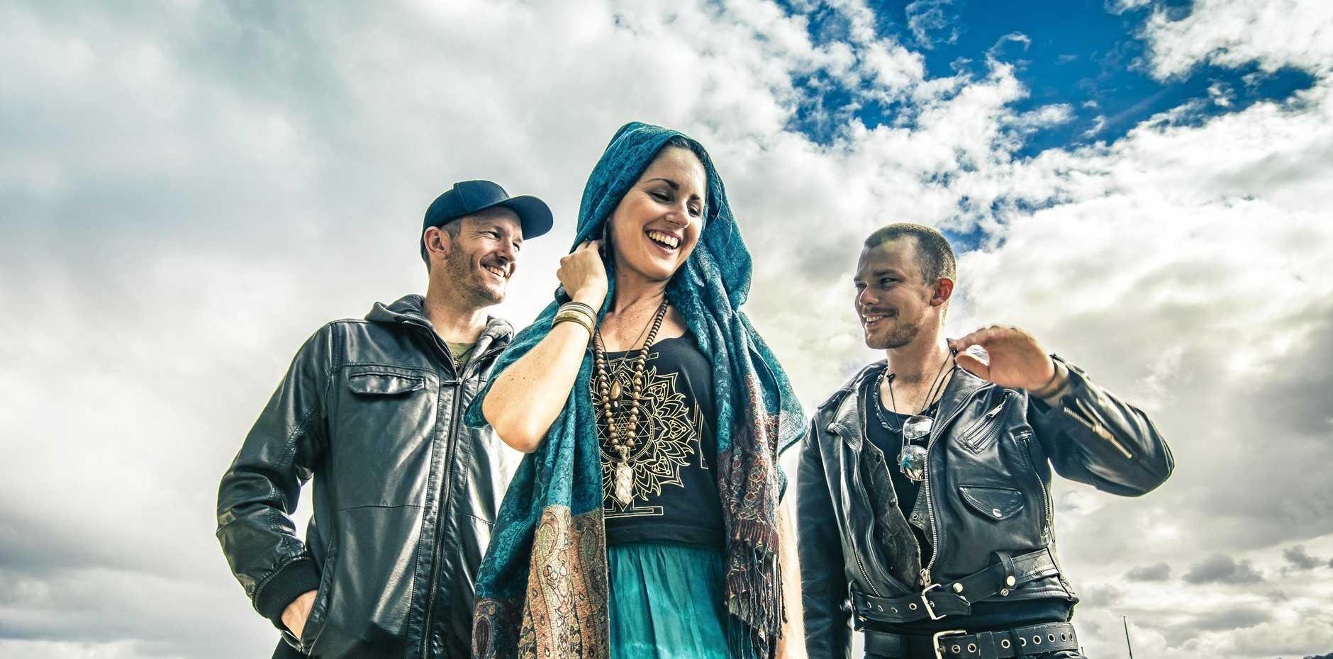 NEW ALBUM: Dubarray is performing in Yandina.