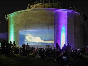 Community on show at surf film debut