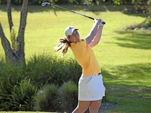 Amelia shoots lights out to win title